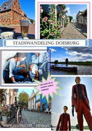 Stadswandeling Doesburg